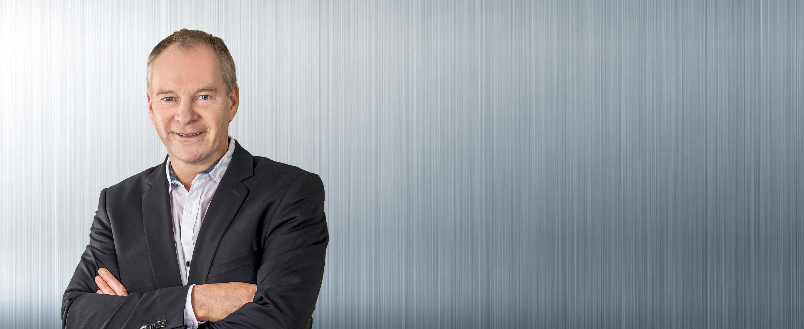 Hans Rost, Geschäftsführer