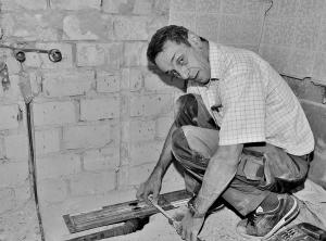 Manfred Fockel - Anlagenmechaniker Sanitär