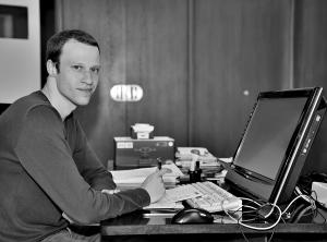 Micha Ridderbusch -Ausbildung Bürokaufmann für Büromanagement